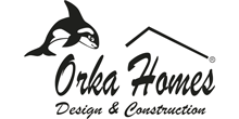 Orka Homes logo