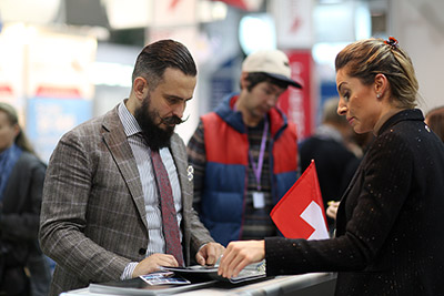 Moscow's Premier International Real Estate Show MPIRES 2017 / autumn. Photo 2