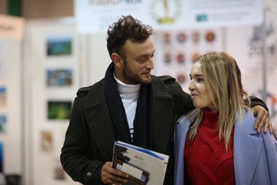 Moscow's Premier International Real Estate Show MPIRES 2017 / autumn. Photo 4
