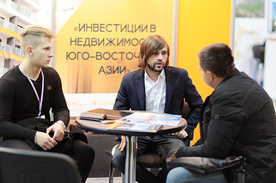 Moscow's Premier International Real Estate Show MPIRES 2017 / autumn. Photo 6
