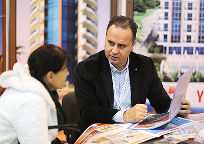 Moscow's Premier International Real Estate Show MPIRES 2017 / autumn. Photo 10
