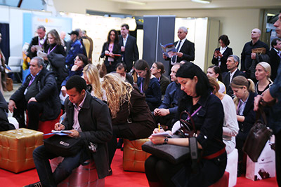 Moscow's Premier International Real Estate Show MPIRES 2017 / autumn. Photo 12