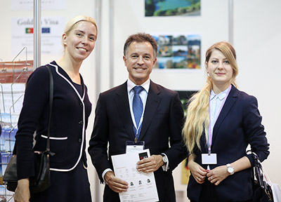 Moscow's Premier International Real Estate Show MPIRES 2017 / το φθινόπωρο. φωτογραφία 13