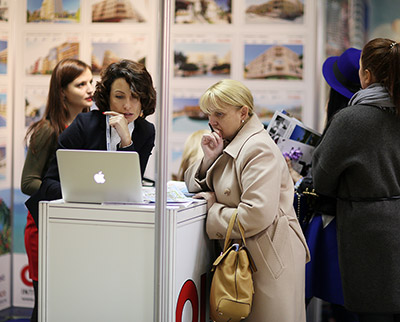 Moscow's Premier International Real Estate Show MPIRES 2017 / autumn. Photo 16