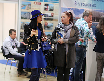 Moscow's Premier International Real Estate Show MPIRES 2017 / autumn. Photo 17