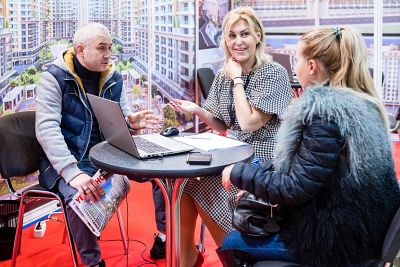 Mosca Premier International Real Estate Show MPIRES 2020 / primavera. Foto 14