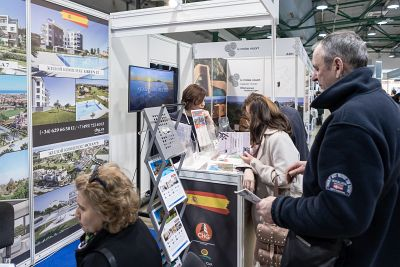 Mosca Premier International Real Estate Show MPIRES 2020 / primavera. Foto 66