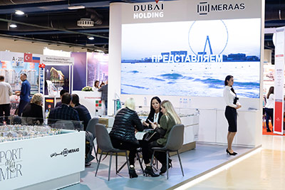 Moscow's Premier International Real Estate Show MPIRES 2019 / Herbst. Fotografie 1