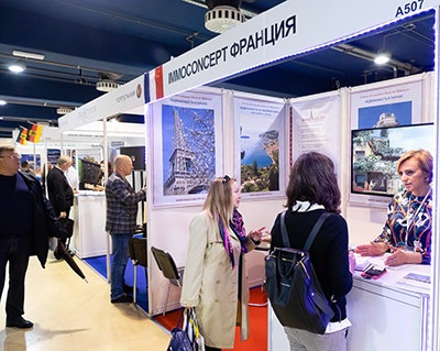 Moscow's Premier International Real Estate Show MPIRES 2019 / Herbst. Fotografie 8