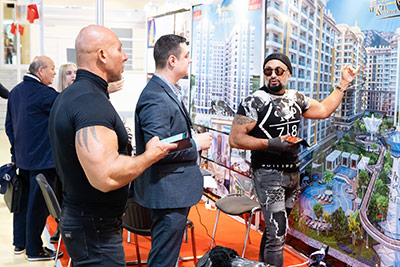 Moscow's Premier International Real Estate Show MPIRES 2019 / Herbst. Fotografie 11