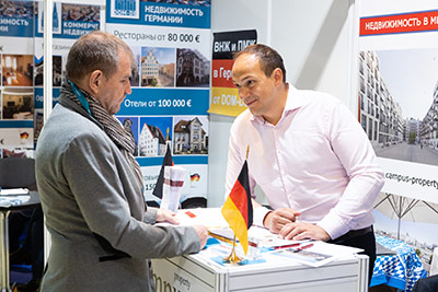 Moscow's Premier International Real Estate Show MPIRES 2019 / Herbst. Fotografie 16