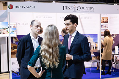 Moscow's Premier International Real Estate Show MPIRES 2019 / Herbst. Fotografie 18