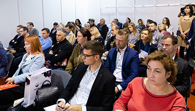 Moscow's Premier International Real Estate Show MPIRES 2019 / Herbst. Fotografie 23