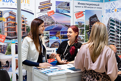 Moscow's Premier International Real Estate Show MPIRES 2019 / Herbst. Fotografie 25