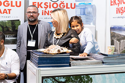 Moscow's Premier International Real Estate Show MPIRES 2019 / Herbst. Fotografie 29
