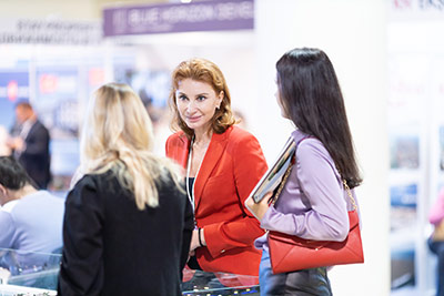 Moscow's Premier International Real Estate Show MPIRES 2019 / Herbst. Fotografie 39