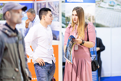 Moscow's Premier International Real Estate Show MPIRES 2019 / Herbst. Fotografie 47