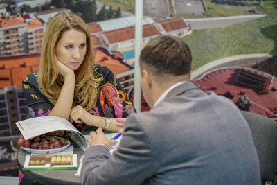 Moscow's Premier International Real Estate Show MPIRES 2019 / άνοιξη. φωτογραφία 3