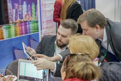 Moscow's Premier International Real Estate Show MPIRES 2019 / άνοιξη. φωτογραφία 8