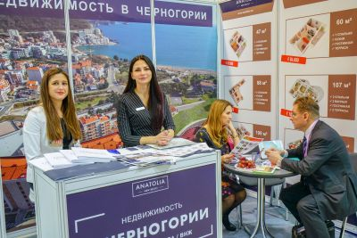 Moscow's Premier International Real Estate Show MPIRES 2019 / άνοιξη. φωτογραφία 9