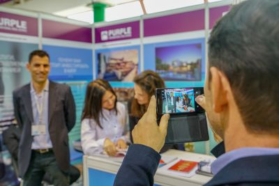 Moscow's Premier International Real Estate Show MPIRES 2019 / άνοιξη. φωτογραφία 11