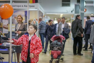 Moscow's Premier International Real Estate Show MPIRES 2019 / άνοιξη. φωτογραφία 19