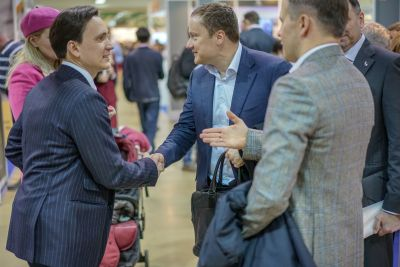 Moscow's Premier International Real Estate Show MPIRES 2019 / άνοιξη. φωτογραφία 20