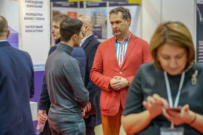 Moscow's Premier International Real Estate Show MPIRES 2019 / άνοιξη. φωτογραφία 37