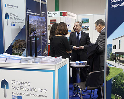 Moscow's Premier International Real Estate Show MPIRES 2017 / το φθινόπωρο. φωτογραφία 23