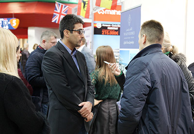 Moscow's Premier International Real Estate Show MPIRES 2017 / autumn. Photo 31