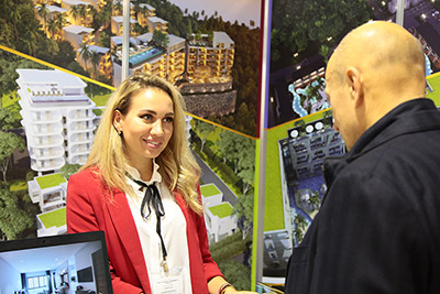 Moscow's Premier International Real Estate Show MPIRES 2018 / autumn. Photo 10