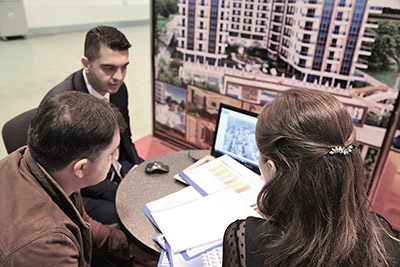 Moscow's Premier International Real Estate Show MPIRES 2018 / autumn. Photo 11