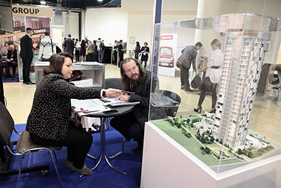 Moscow's Premier International Real Estate Show MPIRES 2018 / autumn. Photo 12