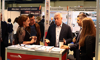 Moscow's Premier International Real Estate Show MPIRES 2018 / autumn. Photo 16