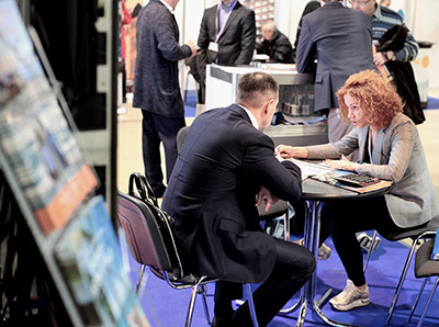 Moscow's Premier International Real Estate Show MPIRES 2018 / autumn. Photo 20