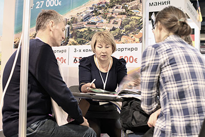 Moscow's Premier International Real Estate Show MPIRES 2018 / autumn. Photo 21