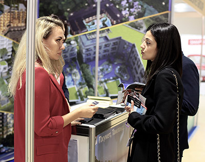 Moscow's Premier International Real Estate Show MPIRES 2018 / autumn. Photo 25