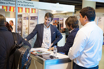 Moscow's Premier International Real Estate Show MPIRES 2018 / autumn. Photo 26