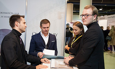 Moscow's Premier International Real Estate Show MPIRES 2018 / autumn. Photo 30