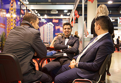 Moscow's Premier International Real Estate Show MPIRES 2018 / autumn. Photo 32
