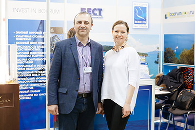 Mosca Premier International Real Estate Show MPIRES 2018 / primavera. Foto 43