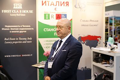 Moscow's Premier International Real Estate Show MPIRES 2017 / Frühling. Fotografie 53