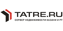 Server of real estate of Kazan and Republic of Tatarstan TATRE.RU logo