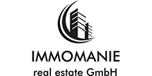 IMMOMANIE real estate GmbH logo